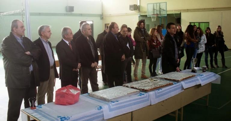 Εκδήλωση κοπής πίτας 2014