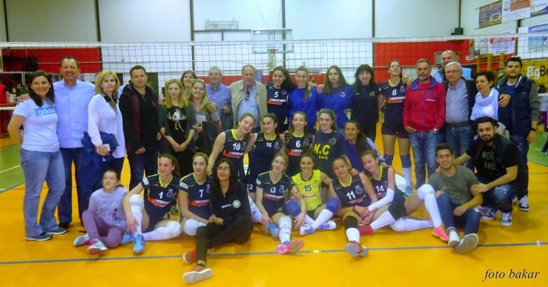 Μεγάλη νίκη – παραμονή για την Γυναικεία ομάδα