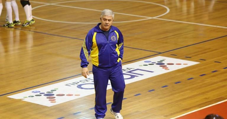 Το Βιογραφικό του Προπονητή μας Δημήτρη Ιόβτσεφ