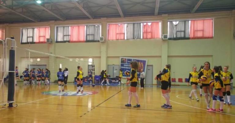 Οι Κορασίδες του Φιλαθλητικού Νίκησαν με 3-0 σετ τον ΓΣ Νίκαιας