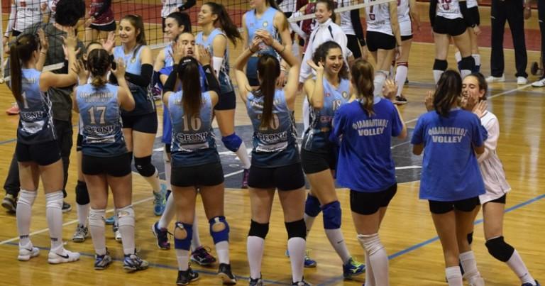 Νίκη και πρόκριση στο Final-4 της ΕΣΠΕΚΕΛ οι Κορασίδες του Φιλαθλητικού.