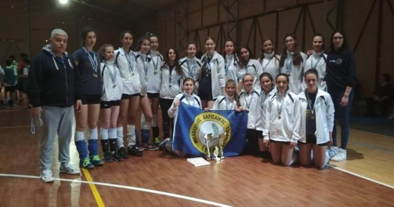 «Πλούτισαν» σε εμπειρίες από το 3ο Volleyball tournament