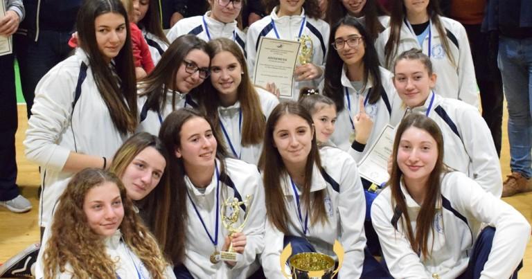 Πρωταθλήτριες ΕΣΠΕΚΕΛ 2018-2019 οι Νεάνιδες του Φιλαθλητικού.