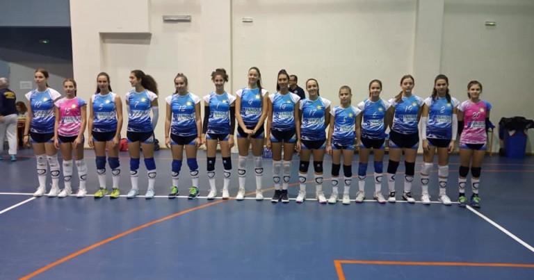 Πρωτάθλημα Κ18 (κορασίδων) ΑΕΛ – Φιλαθλητικός Λάρισας 0-3 σετ