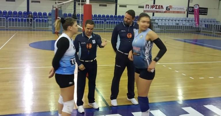 Ασκληπιός Τρικάλων – Φιλαθλητικός 0-3 σετ. Α2 Εθνική Κατηγορία Γυναικών