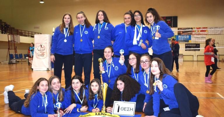Έγινε η Κλήρωση του Πανελληνίου Πρωταθλήματος Νεανίδων (K20) .