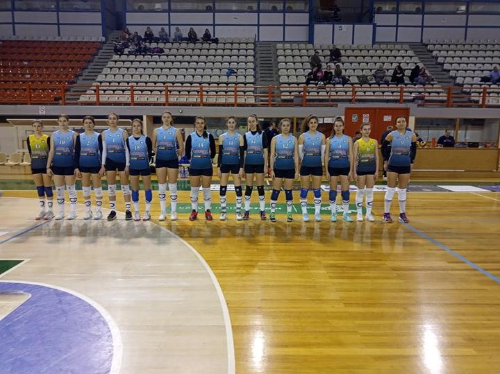Α2 Εθνική Κατηγορία 14η Αγωνιστική. Φιλαθλητικός Λάρισας – Σταυρούπολη: 3-0 σετ