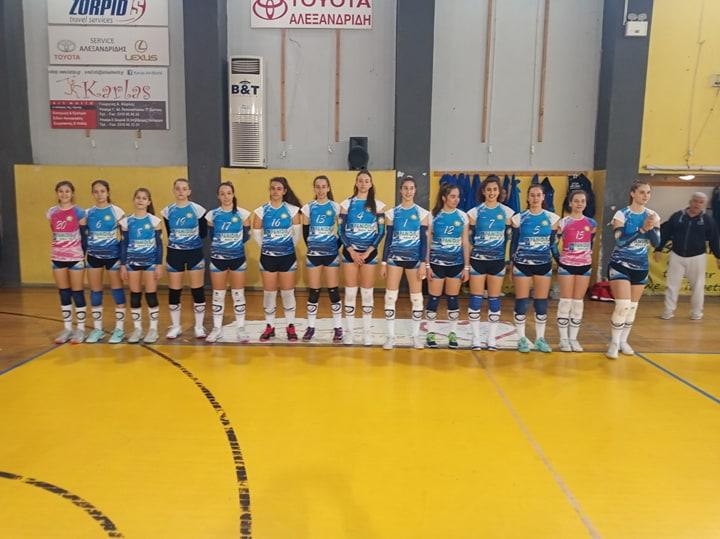 Με νίκη ξεκίνησαν οι Νεάνιδες του Φιλαθλητικού στο Πανελλήνιο Πρωτάθλημα.