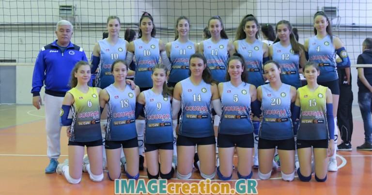Στις 8 καλύτερες ομάδες Volley στην Ελλάδα, οι Νεάνιδες (Κ20) του Φιλαθλητικού.
