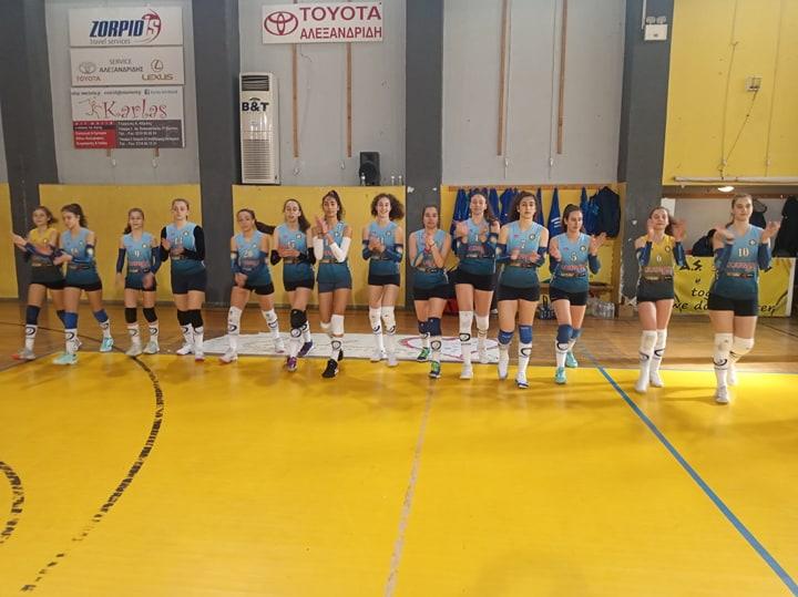 Το Πρόγραμμα Νεανίδων (Κ20) του Φιλαθλητικού Λάρισας.
