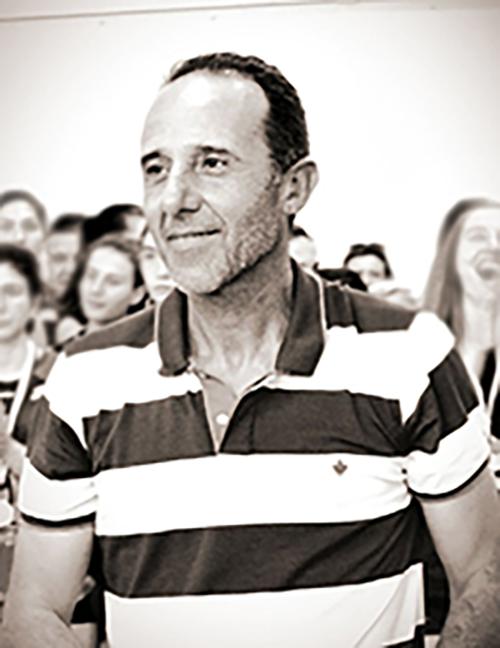 Ο Πέτρος Πνάκας νέος προπονητής της Γυναικείας ομάδας
