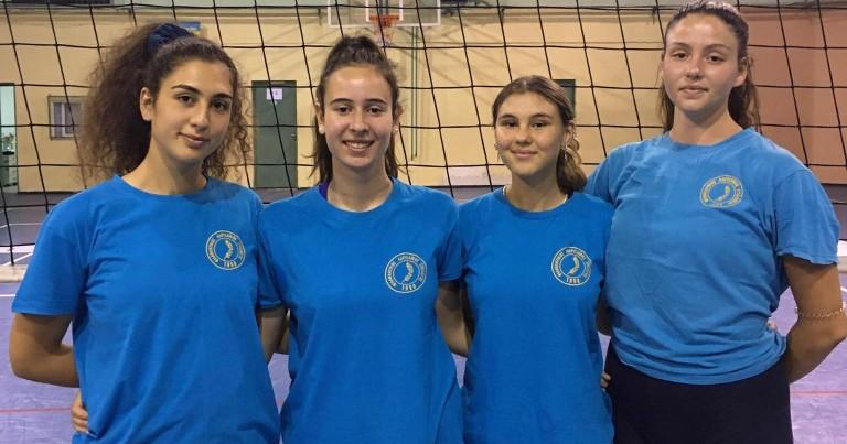 Τέσσερις αθλήτριες του Φιλαθλητικού κλήθηκαν στη Προπόνηση της Εθνικής Κορασίδων (γκρουπ Βορείου Ελλάδας 30/6)