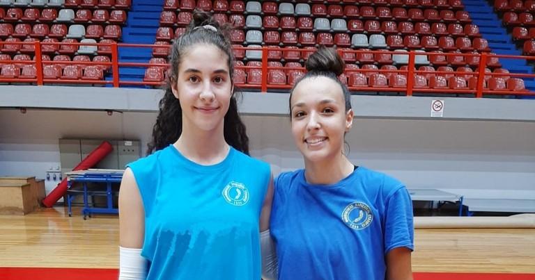Κάλεσμα στην προεθνική Παγκορασίδων για δυο αθλήτριες του Φιλαθλητικού Λάρισας