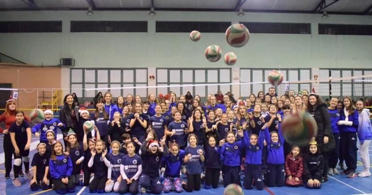 Πραγματοποιήθηκε το Χριστουγεννιάτικο τουρνουά υποδομών του Φιλαθλητικού.
