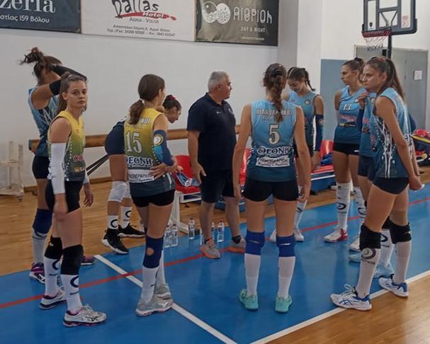 Συνεχίζονται τα φιλικά για την γυναικεία ομάδα του Φιλαθλητικού Λάρισας. (φωτο)