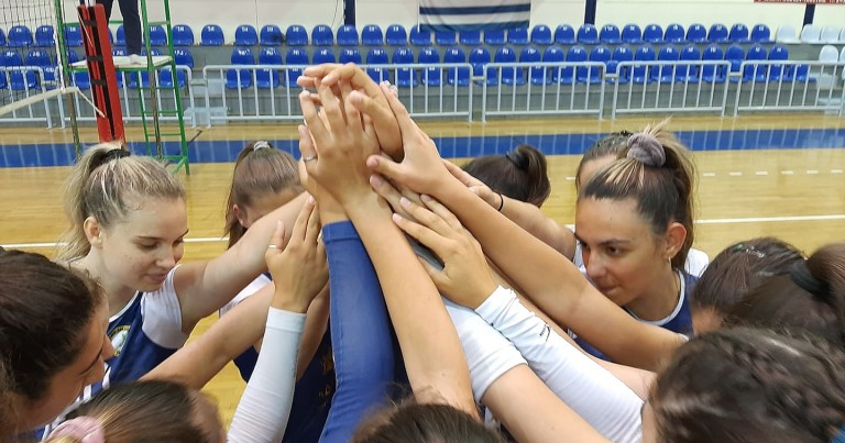 Νίκησαν στα Τρίκαλα οι Νεάνιδες του Φιλαθλητικού Λάρισας.